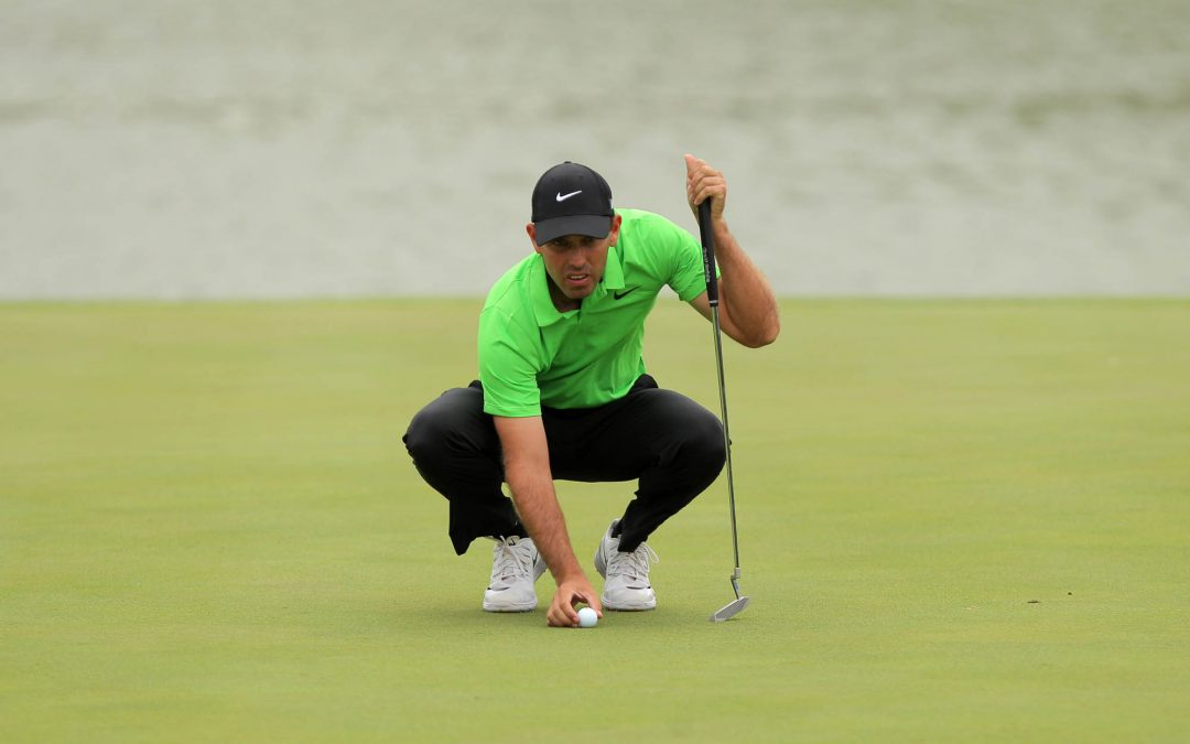 Grind for Schwartzel in Dunhill lead