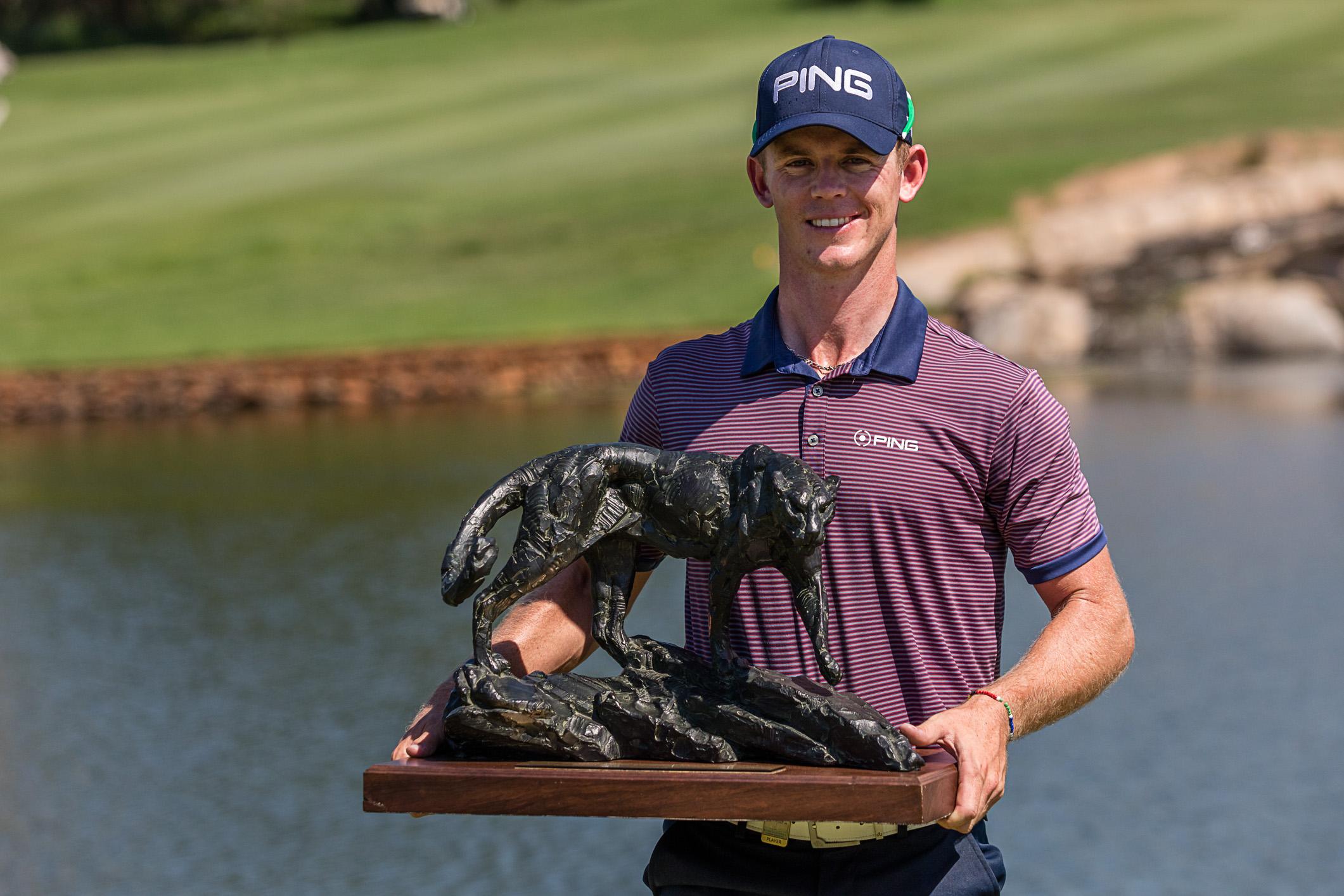 Stone caps magnificent seven-stroke win at Leopard Creek