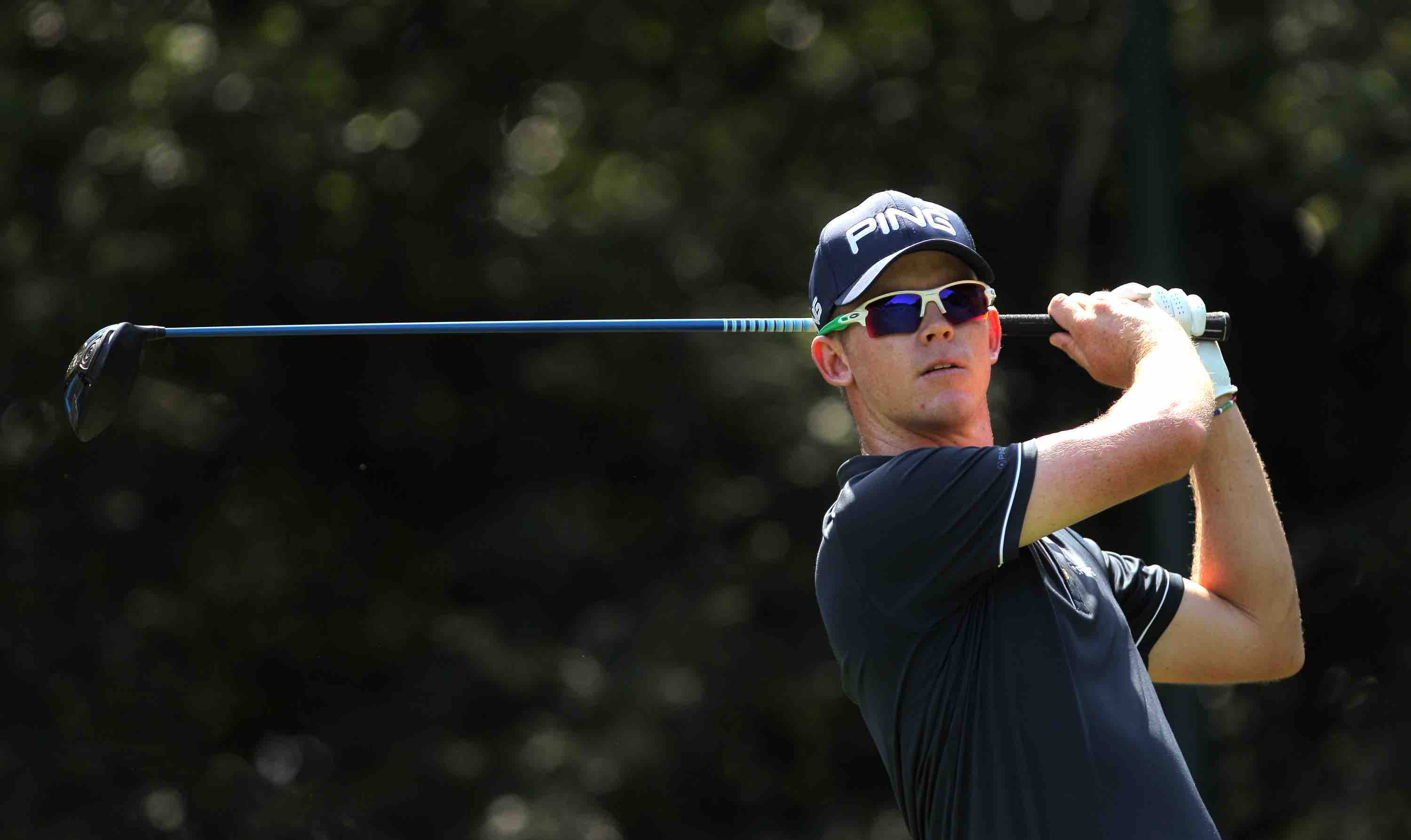 Stone rock solid in Alfred Dunhill Championship lead