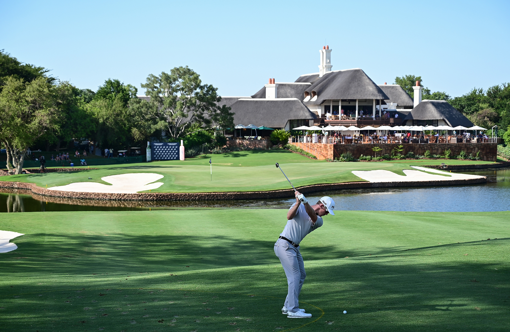 Leopard Creek is the 'holy grail of golf' for South Africa's Brandon Stone