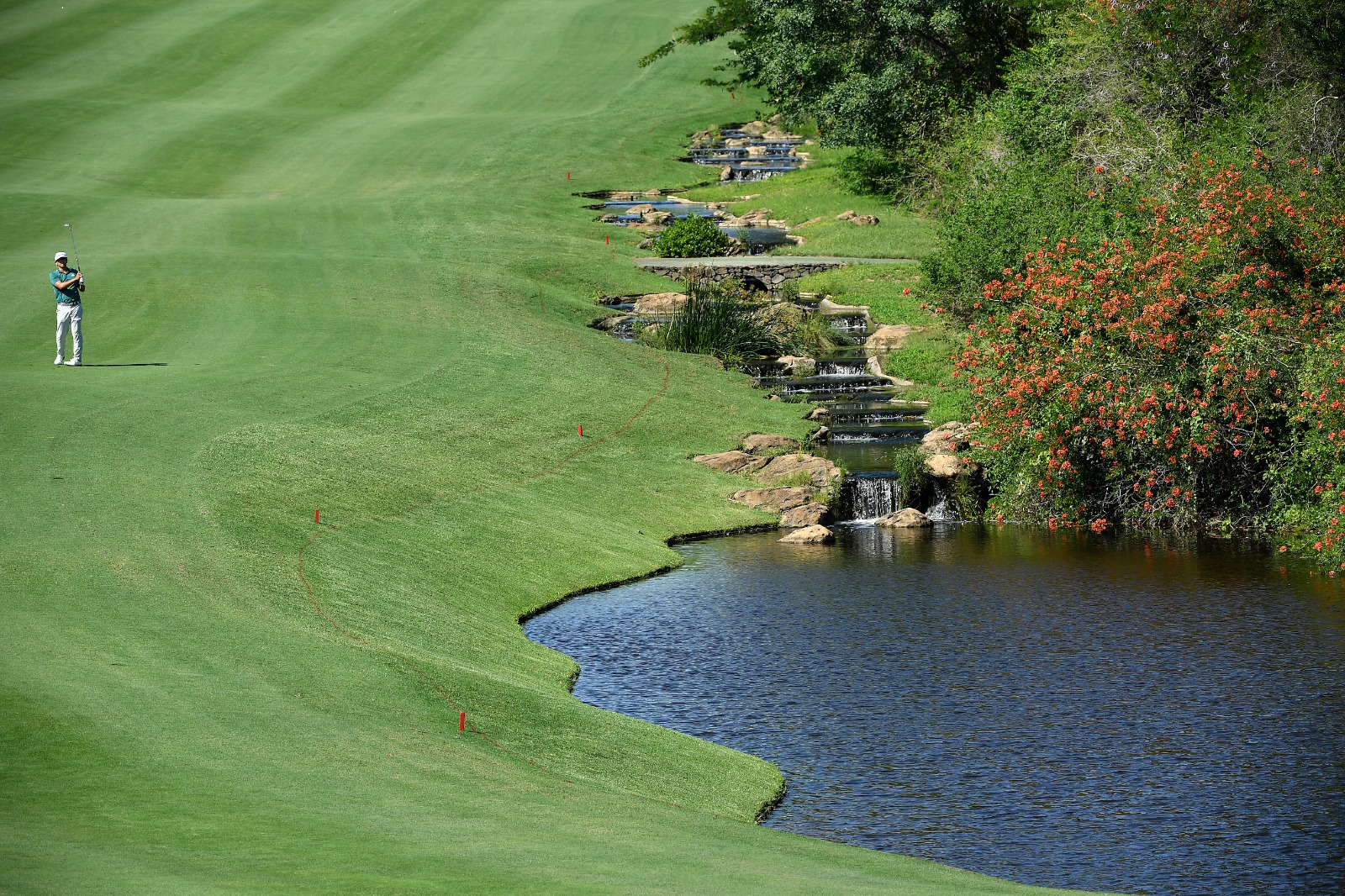 A new look Leopard Creek hosts the 2018 Alfred Dunhill Championship